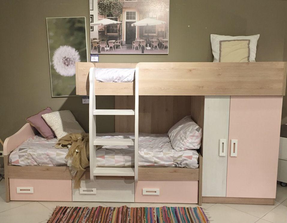 Dormitorios juveniles y literas en merkamueble for Muebles juveniles merkamueble