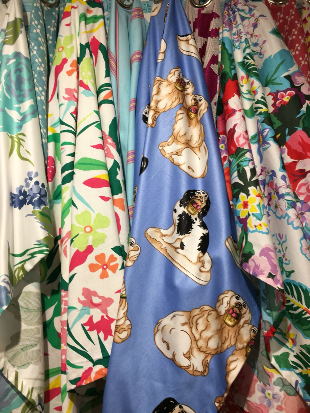 Carlton Varney & Dorothy Draper fabric Dorothy draper