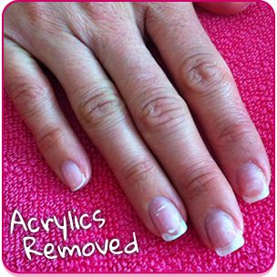 How To Move On From Acrylic Nails Truly Scrumptious Beauty Take Off Acrylic Nails Artificial Nails Nails After Acrylics