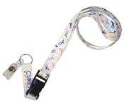WebMedBooks.com: Multi-Ribbon Lanyard 2014 : 681139020680 : CUREALL : Medical Supplies : Accessories : Lanyards $4.00