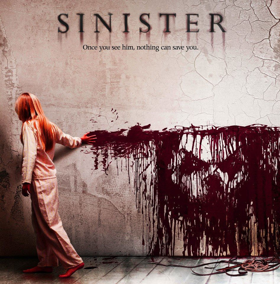 This horror film didn't make my hairs stand up but defiantly ha it story to grasp on and understand why it happened