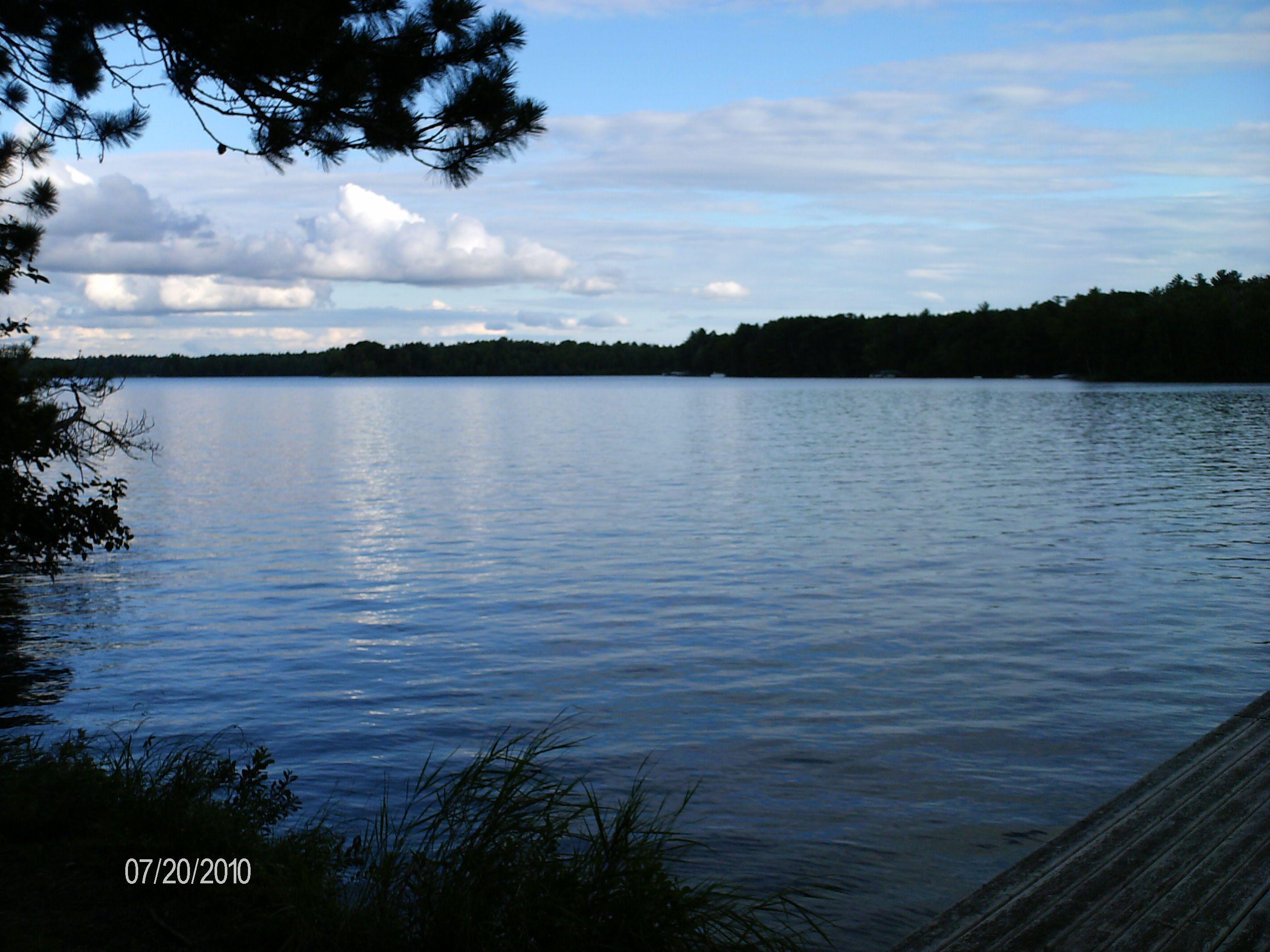 Eagle Lake Eagle River Wisconsin Eagle River