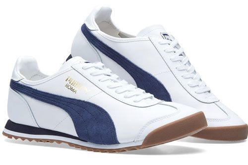 6558a7edf7e8 Puma Roma OG 80s trainers return in three colour options