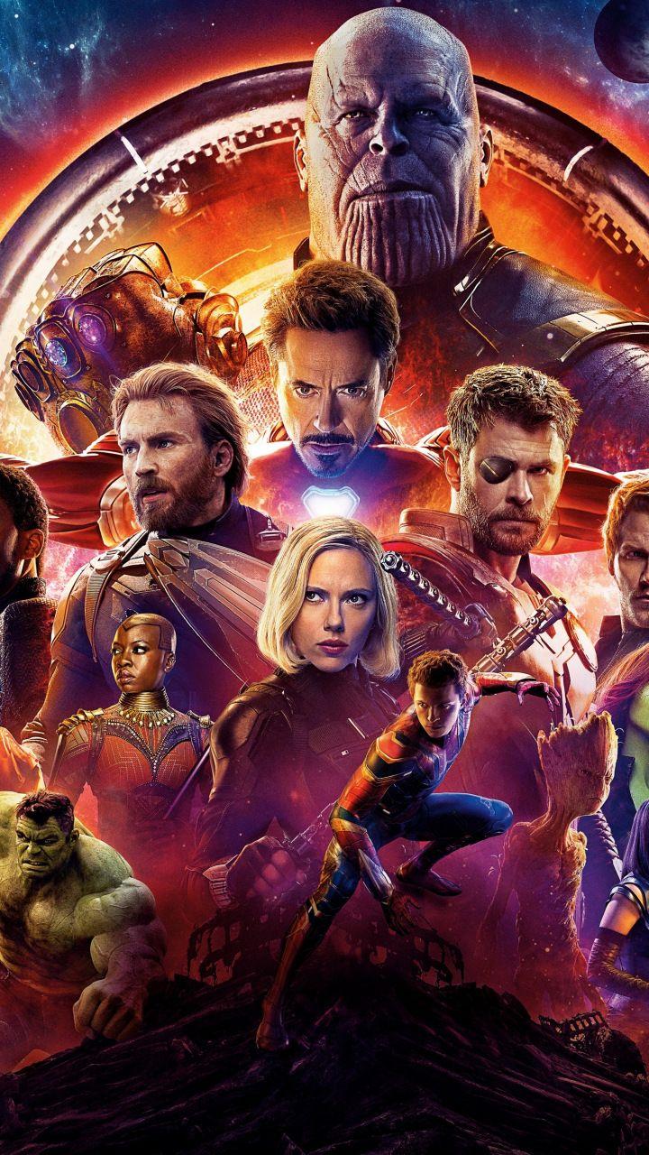 Avengers infinity war movie poster 2018 superheroes - Movie poster wallpaper ...
