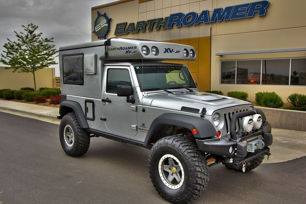 Earth Roamer off roading - Google Search | Off Road | Jeep