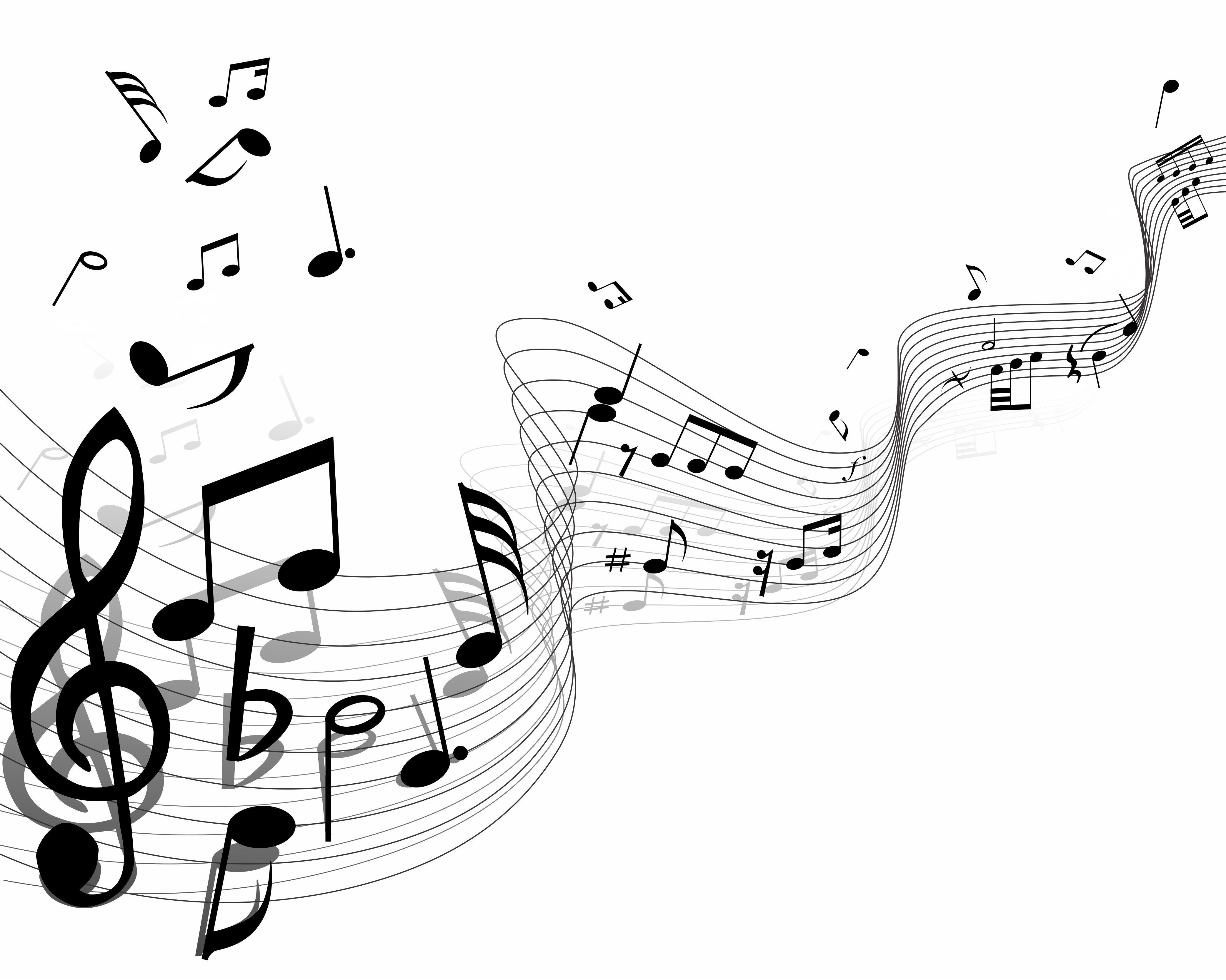 Notas Para Adesivo De Parede Tattoos De Notas Musicais Nota