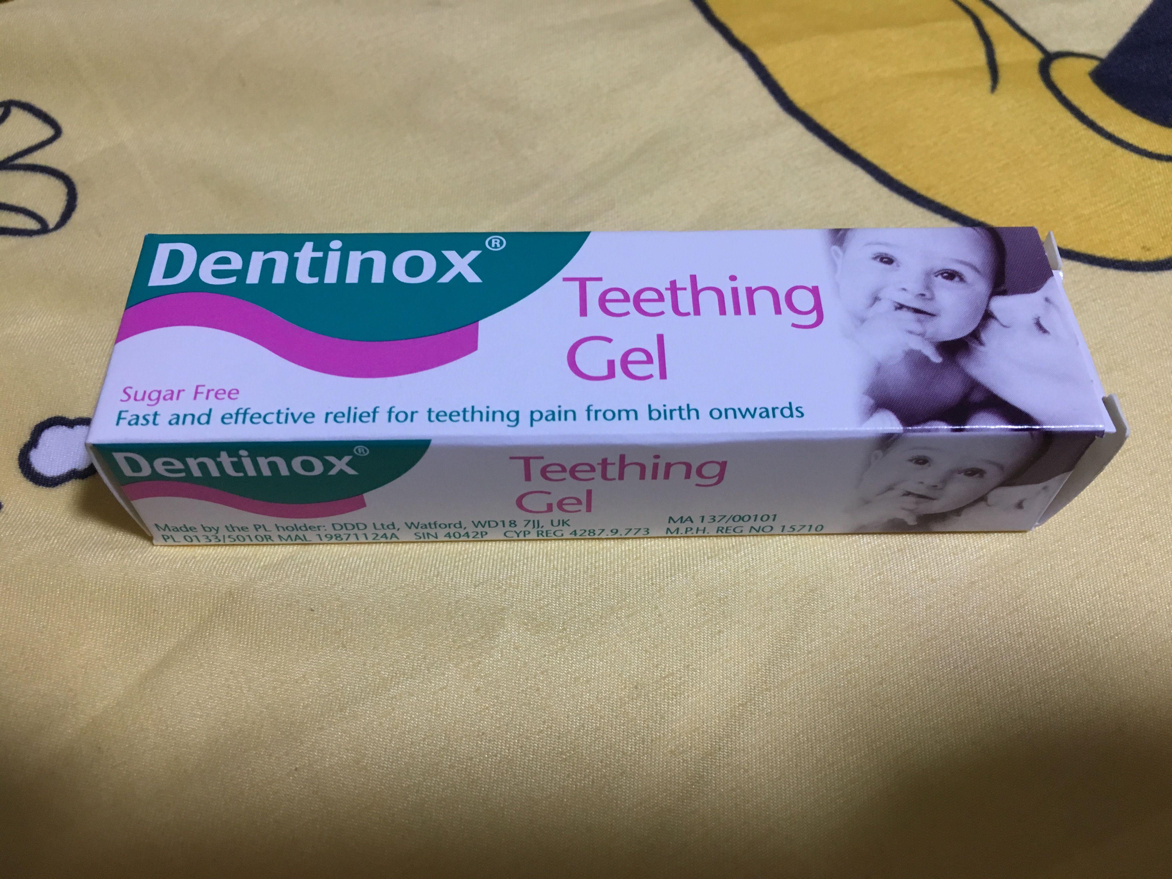 teething gel for baby