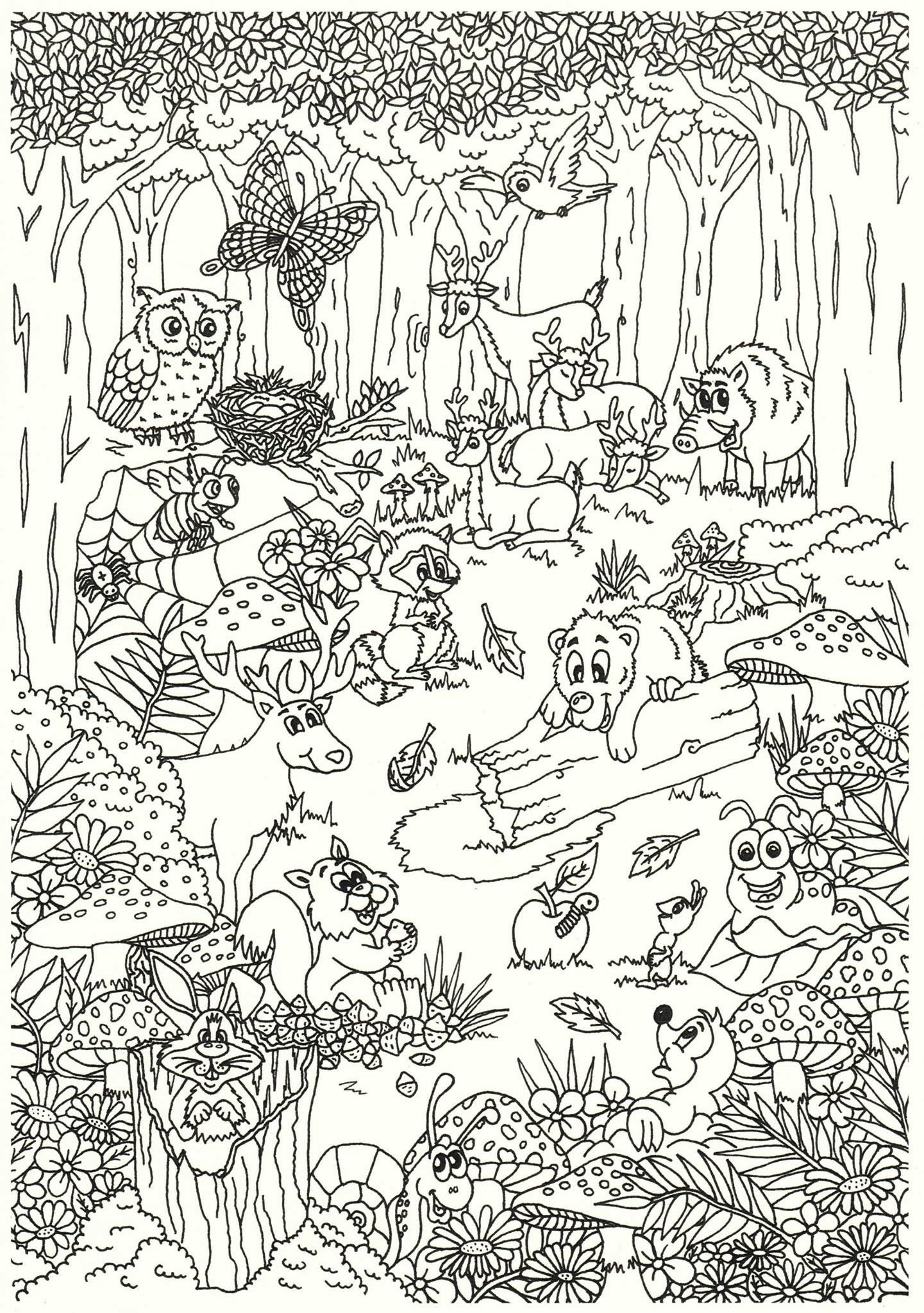 Pin By Irade On Kleurplaten Owl Coloring Pages Colouring Pages Coloring Pages