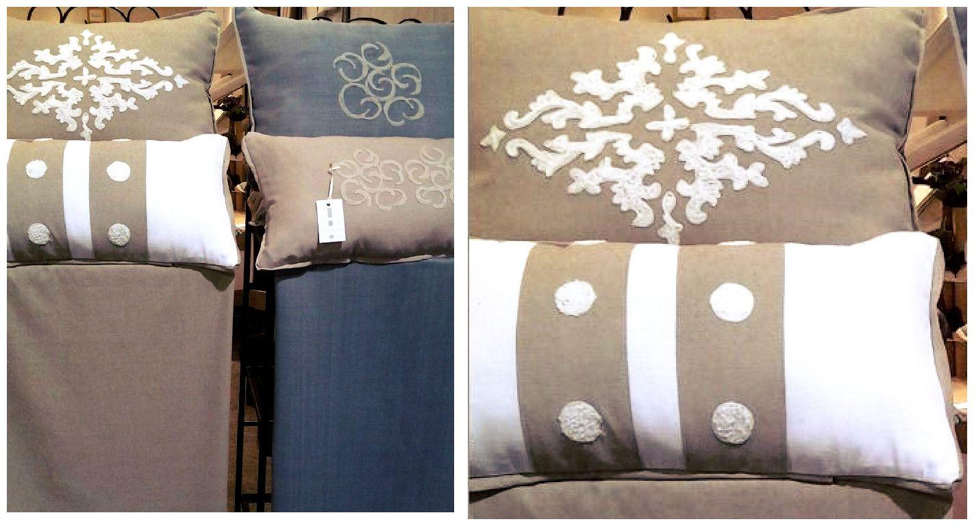 Recién llegados!!! nueva linea de productos!! Puro Lino Disponibles en → Arcos 2092 casi esq Juramento / Belgrano Te esperamos!! #almohadón #lino #decoración #diseño www.bychecha.com.ar