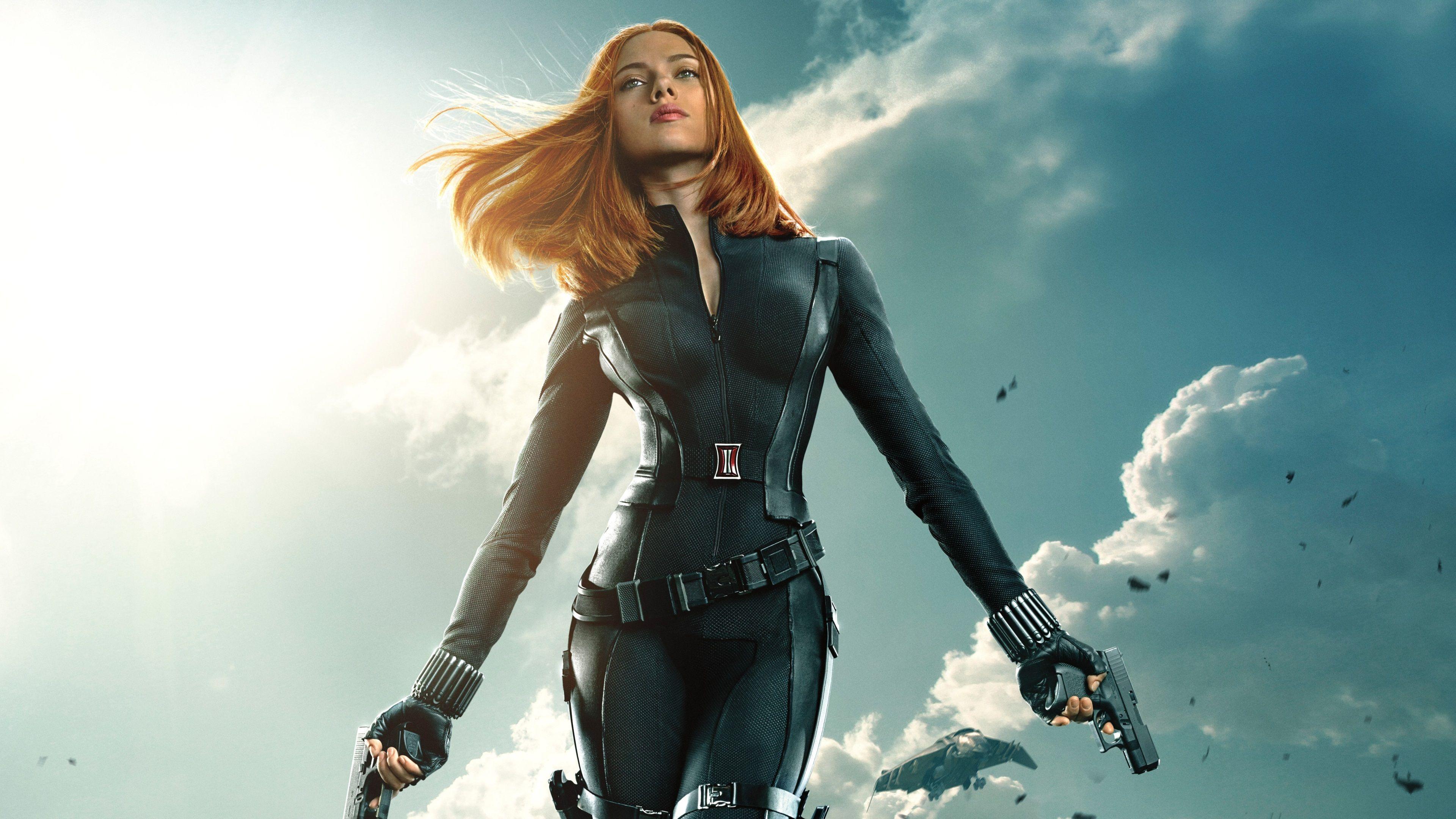 3840x2160 Black Widow 4k Amazing Wallpaper Free Download