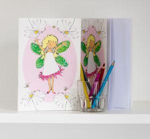 Garden Fairy A5 Notebook