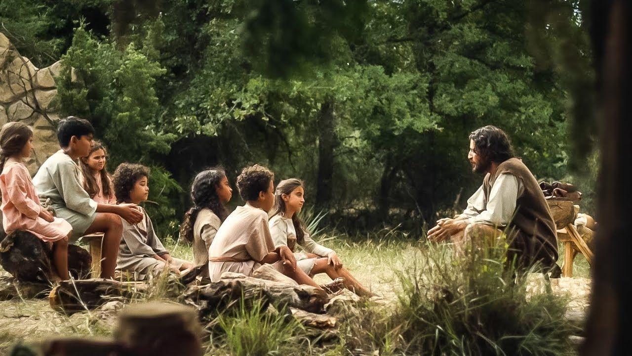 The Chosen Episode 3 Jesus Loves The Little Children Youtube Jesus Loves Christian Films Jesus