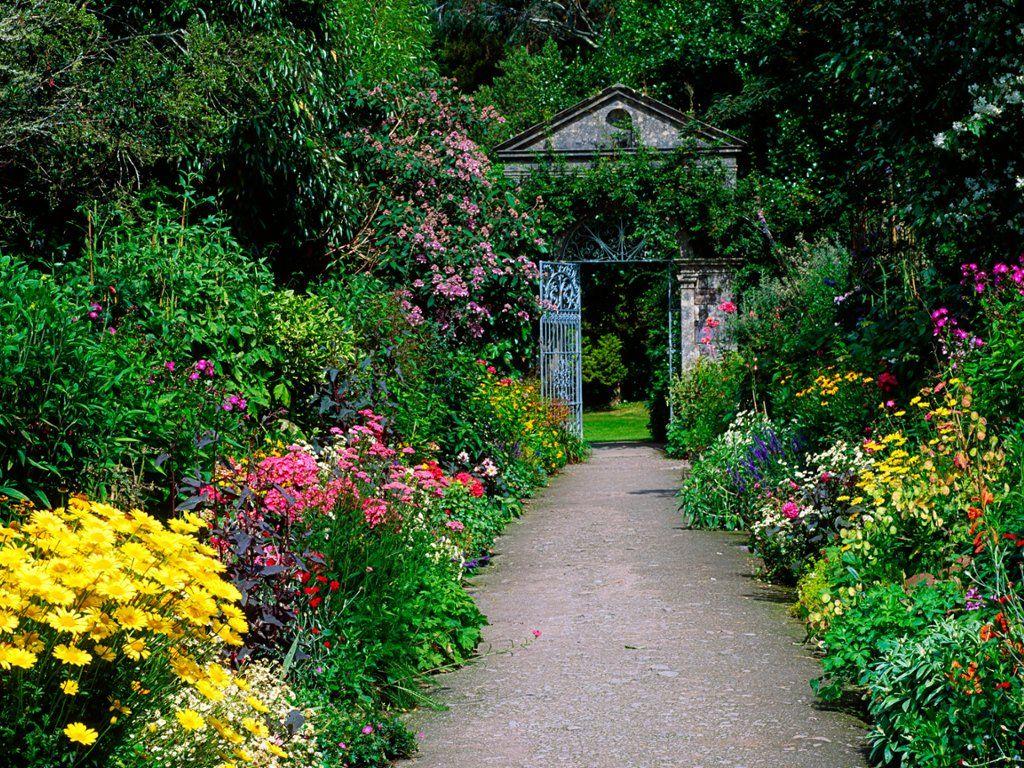 Webshots - Walled Garden, Garnish Island, West Cork ...