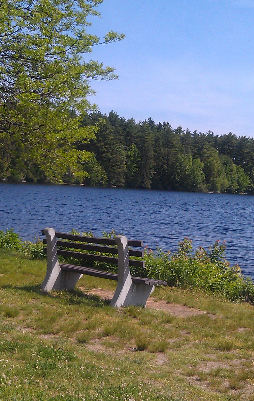 Massabesic Lake - Wikipedia