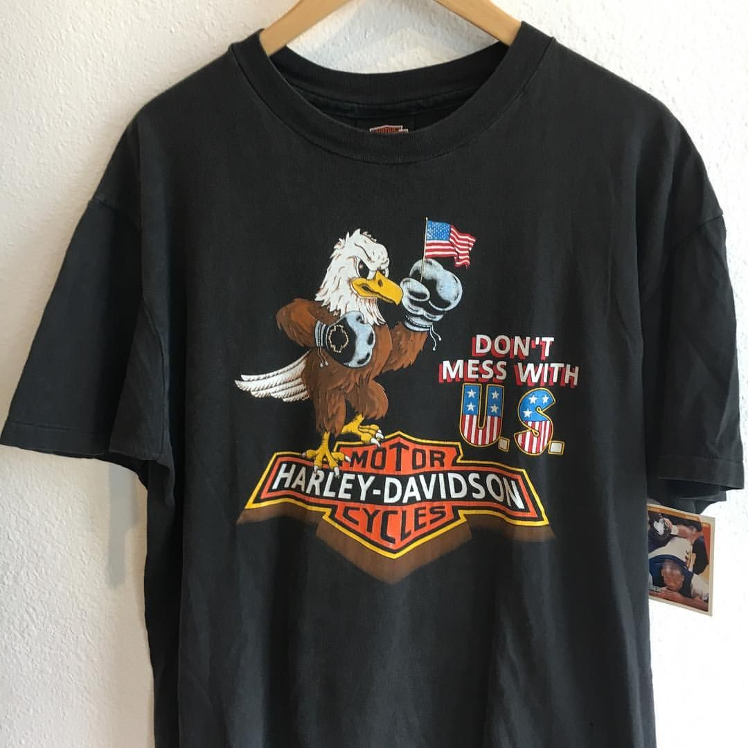 Vintage 80's Harley Davidson T-shirt // Nashville, TN