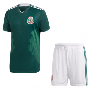 2018 World Cup Kit Mexico Home Replica Green Suit Bfc356 Mexico World Cup Green Suit World Cup Jerseys