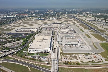 Fort Lauderdale Hollywood International Airport is located in Dania Beach, Florida between the cities of Fort Lauderdale and Hollywood in Broward County north of Miami. Check out more @ http://www.airport-technology.com/projects/fort_laud