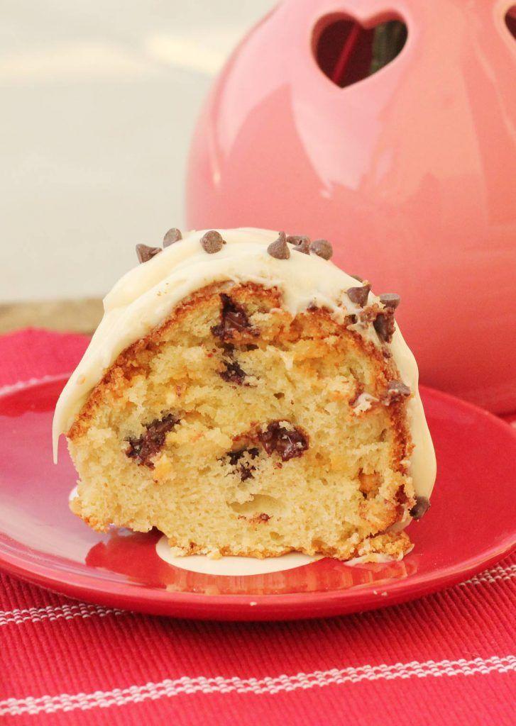 Chocolate chip sour cream bundt cake gutsy gluten free