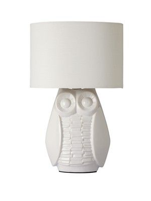 Owl table lamp http www littlewoods com owl
