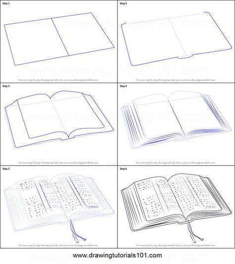 Resultat De Recherche D Images Pour Dessiner Un Livre Ouvert Drawing Sheet Drawing Tutorial Step By Step Drawing