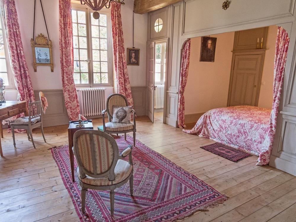 Chambres du0027hôtes La Chanoinesse, Chambres du0027hôtes Salles - chambres d hotes france site officiel