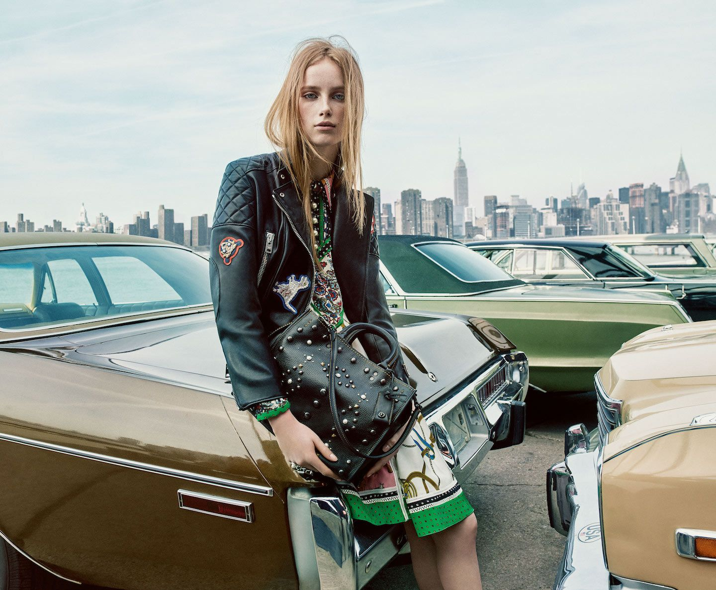 CR Fashion Book - EXCLUSIVE: COACH'S FALL CAMPAIGN IS AN ODE TO NYC
