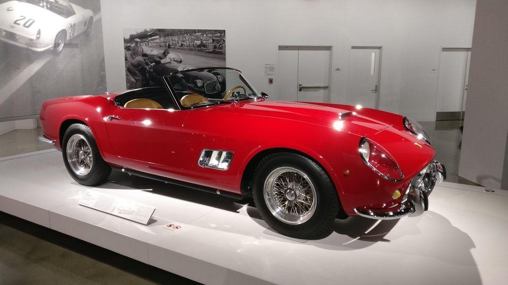 1961 Ferrari 250 GT California Spyder SWB [1024x576] [OC
