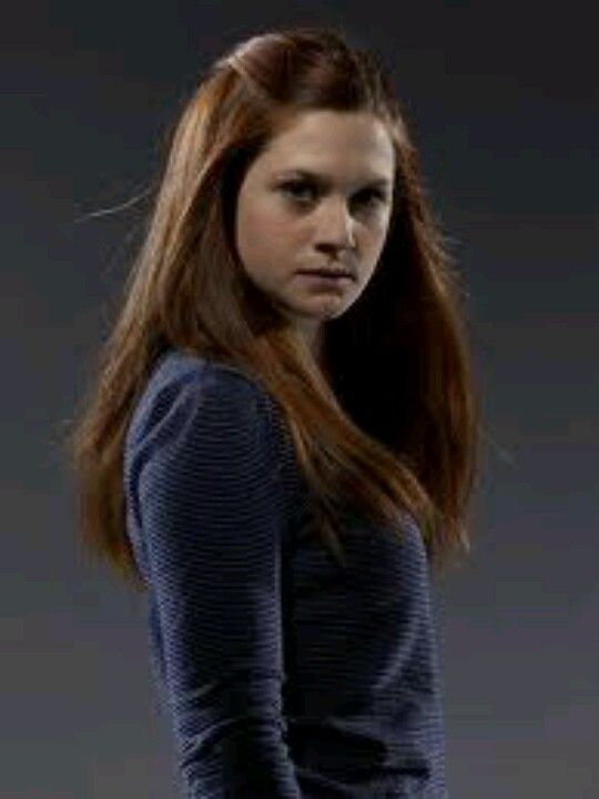 Bonnie Wright Harry Potter Characters Ginny Weasley Harry Potter Cast