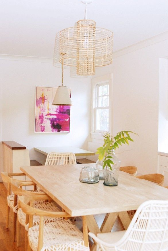 5 Inspiring Summery Dining Spaces Eclectic RoomsLight