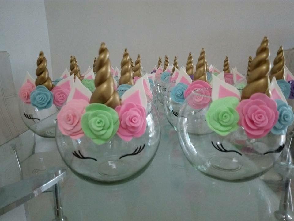 Unicorn birthday party unicorn birthday party - Decoraciones de peceras ...