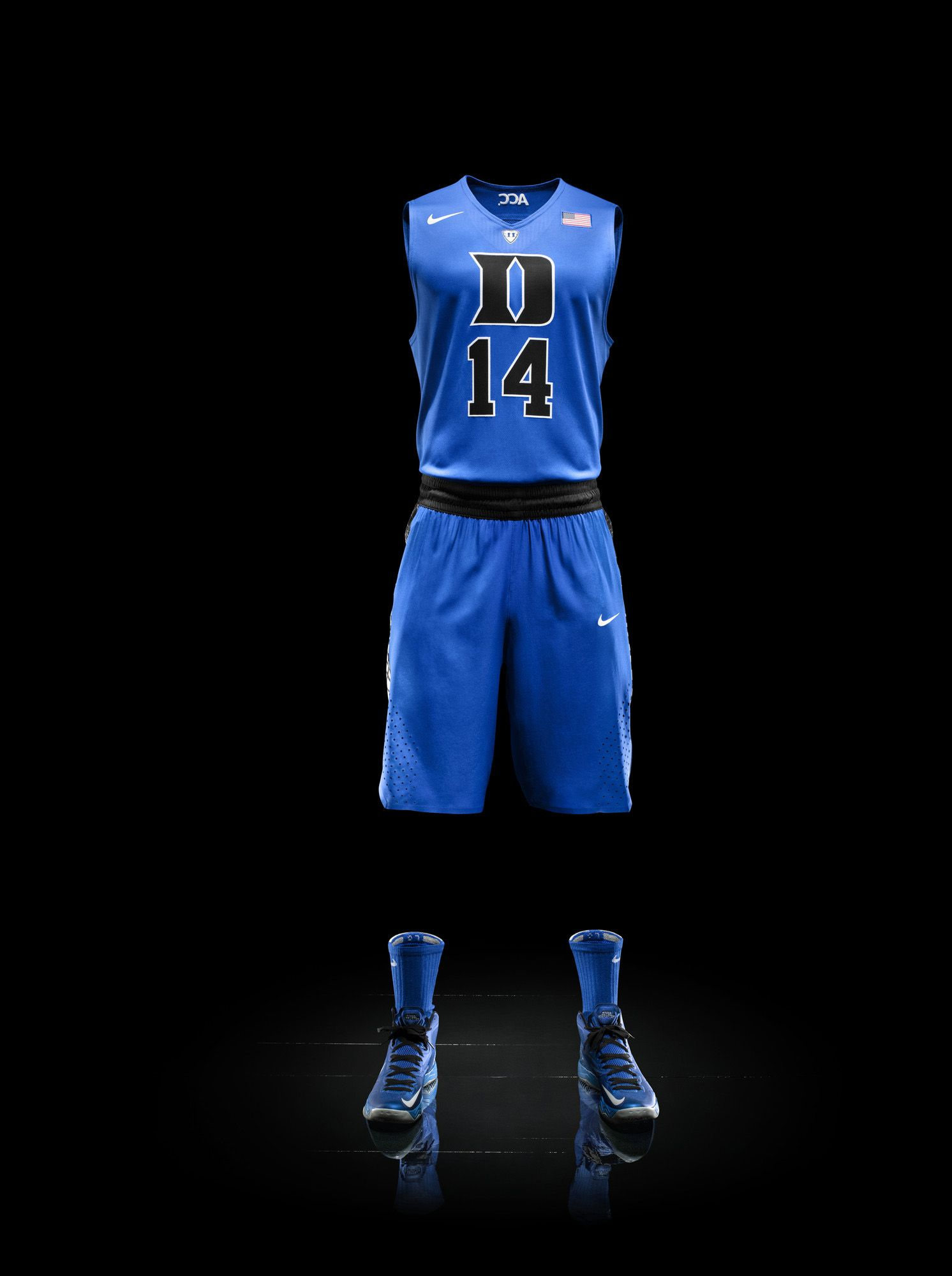 Nike Basketball Uniforms | ... uniforms duke 5 687x920 ...
