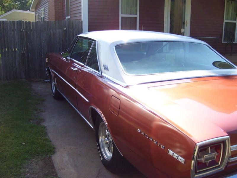 1966 Ford Galaxie 500 for sale by Owner - Douglasville, GA ...