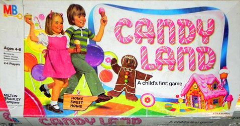 Candy Land Kids :: Boardgames [Ghost Of The Doll]
