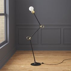 Take a look at this modern floor lamp for your living room   www.modernfloorlamps.net #uniquelamps #modernfloorlamps #lightingdesign
