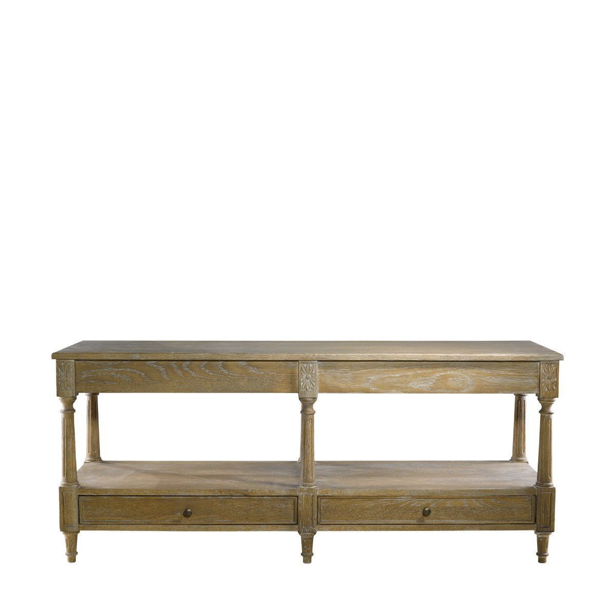 English Large Console Table Large Console Table Console