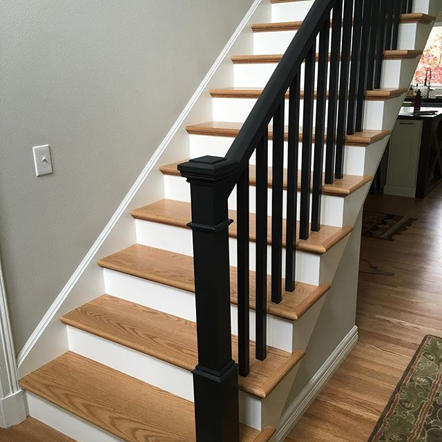 Best Like The Stones They Want It Painted Black All New Stair 400 x 300