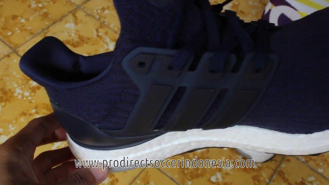 Sepatu Lari Adidas Ultraboost Black Ba8843 Original Sepatu Lari