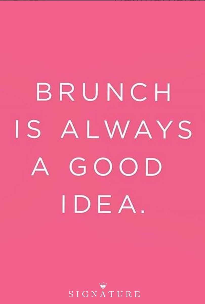 Who Doesn T Love Brunch Send This Stylish Sentiment From Hallmark