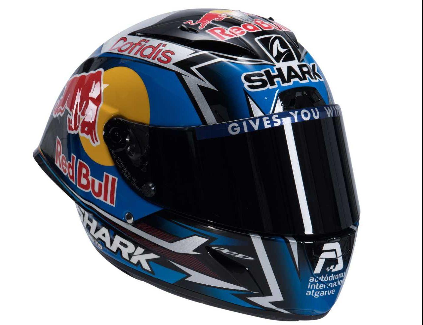 Shark Miguel Oliveira 44 Capacetes 86c0d037187