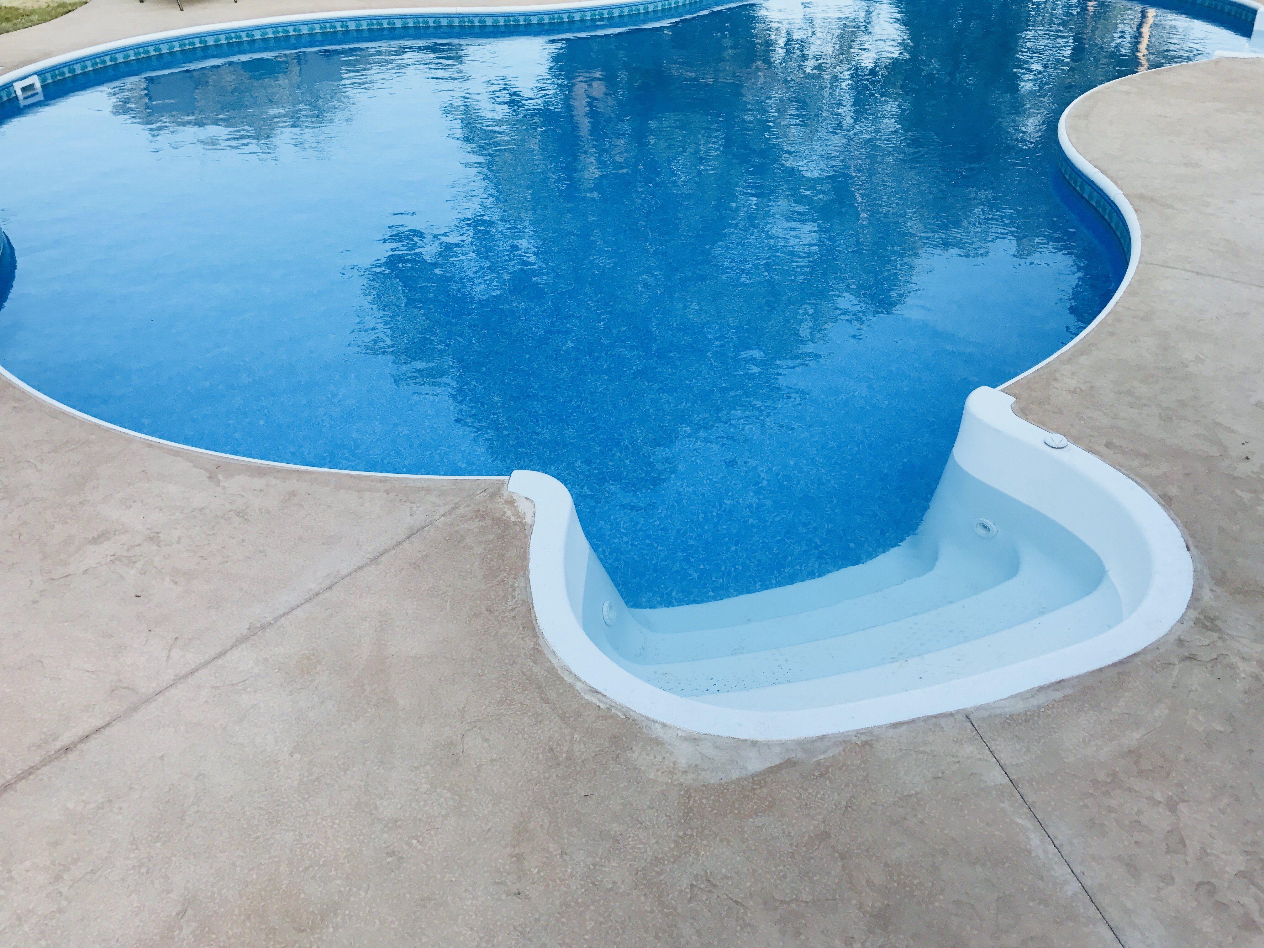 Inground Pool Steps The Detailed Basics Pool steps