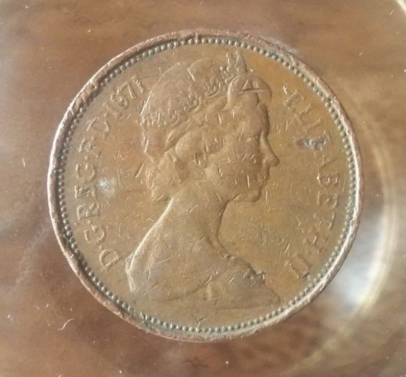 Very Rare 1971 2p New Pence Coin Valuable Coin Uk 2p Collectors Coin Coins Coins British Ebay Valuable Coins Coins Coins For Sale