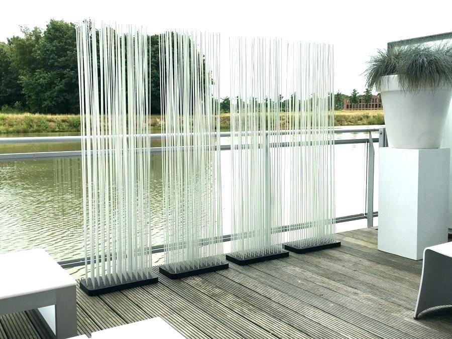 50 Ideen Für Sichtschutz Holz Bauhaus Sichtschutz holz