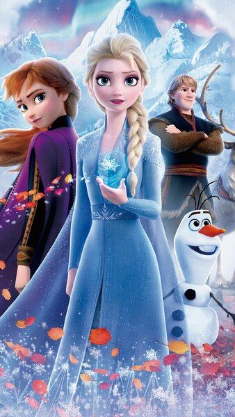 Frozen 2 Movie Poster 2019 4k Hd Mobile Smartphone And Pc Desktop Laptop Wallpaper 3840x2160 1920x108 Frozen Pictures Frozen Wallpaper Frozen Disney Movie
