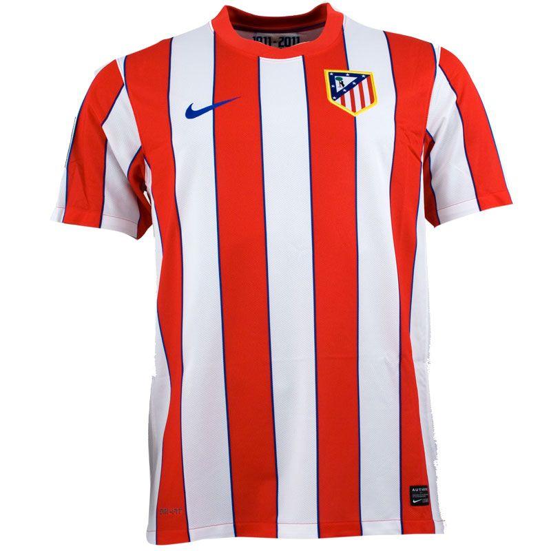Nike - Atletico Madrid Maglia Ufficiale 2011-12 | Maglia, Maglie, Nike