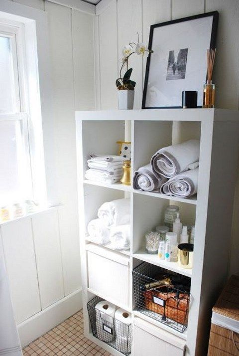 Muskan Estanteria Blanco Ikea Regal Weiss Badezimmer Regal Weiss Regal