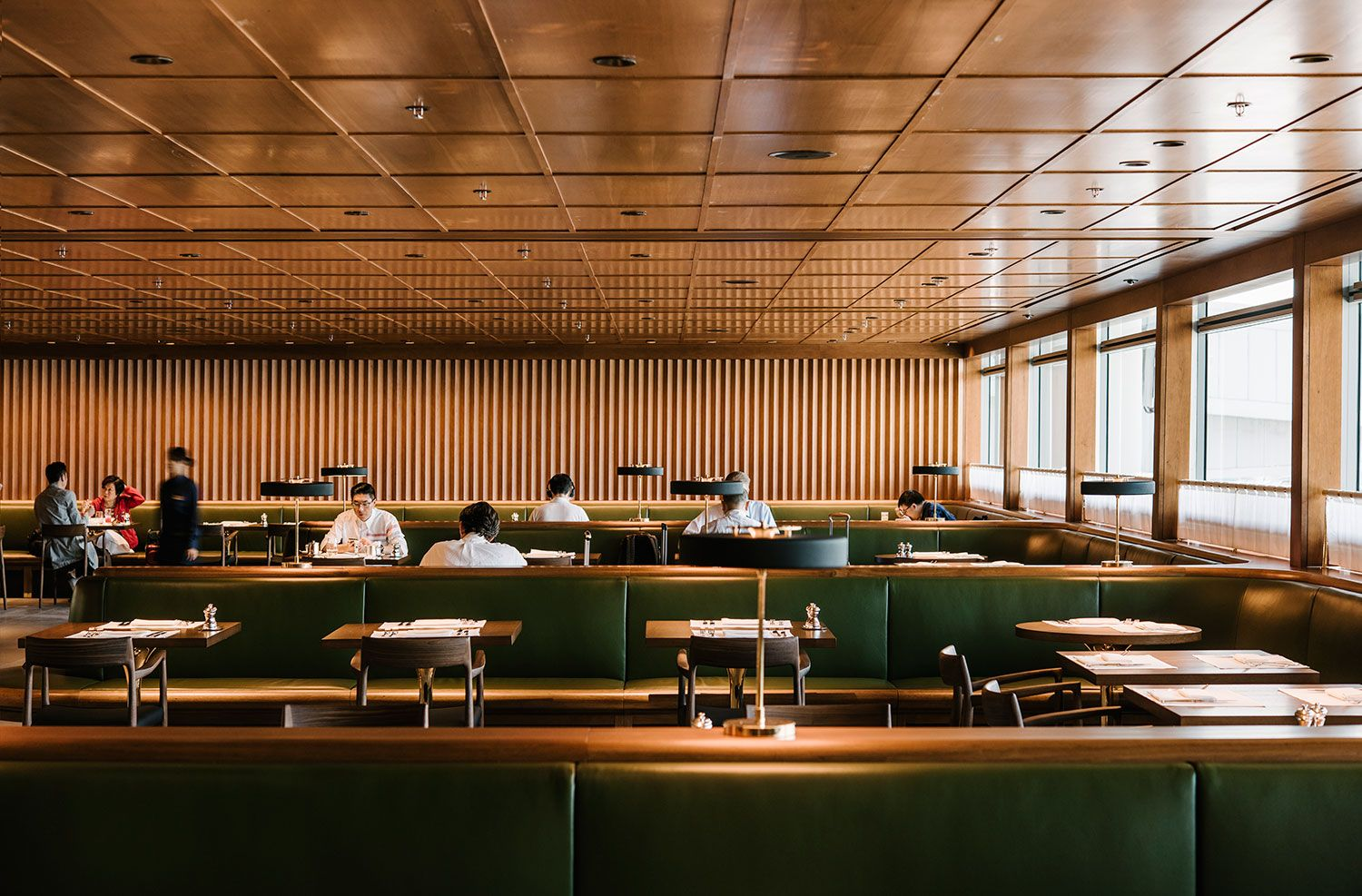 cathay pacific, the pier first class lounge | studioilse