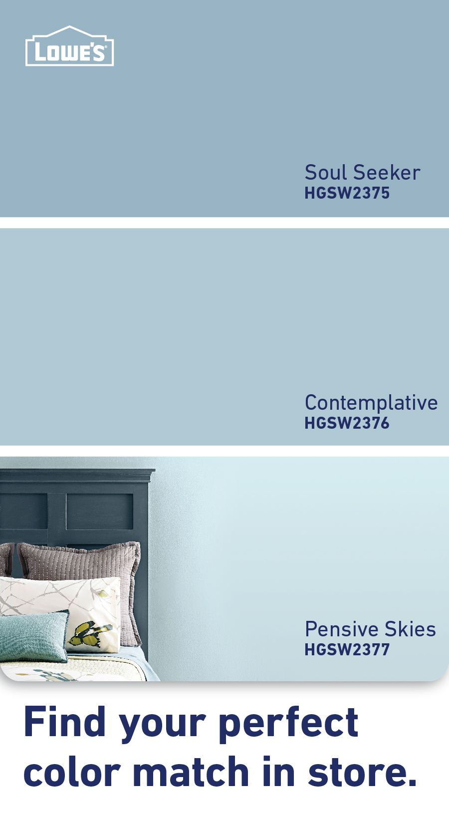 Can Lowes Color Match Paint : lowes, color, match, paint, Fresh, Paint, Completely, Transform, Space., Lowe's, Discover, Colors, Home,, Lowes, Colors,, Indoor