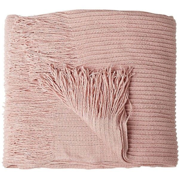 Blush Pink Throw Blanket Unique Cumberland Blush Tone Decorative Throw Blanket 60 Found On