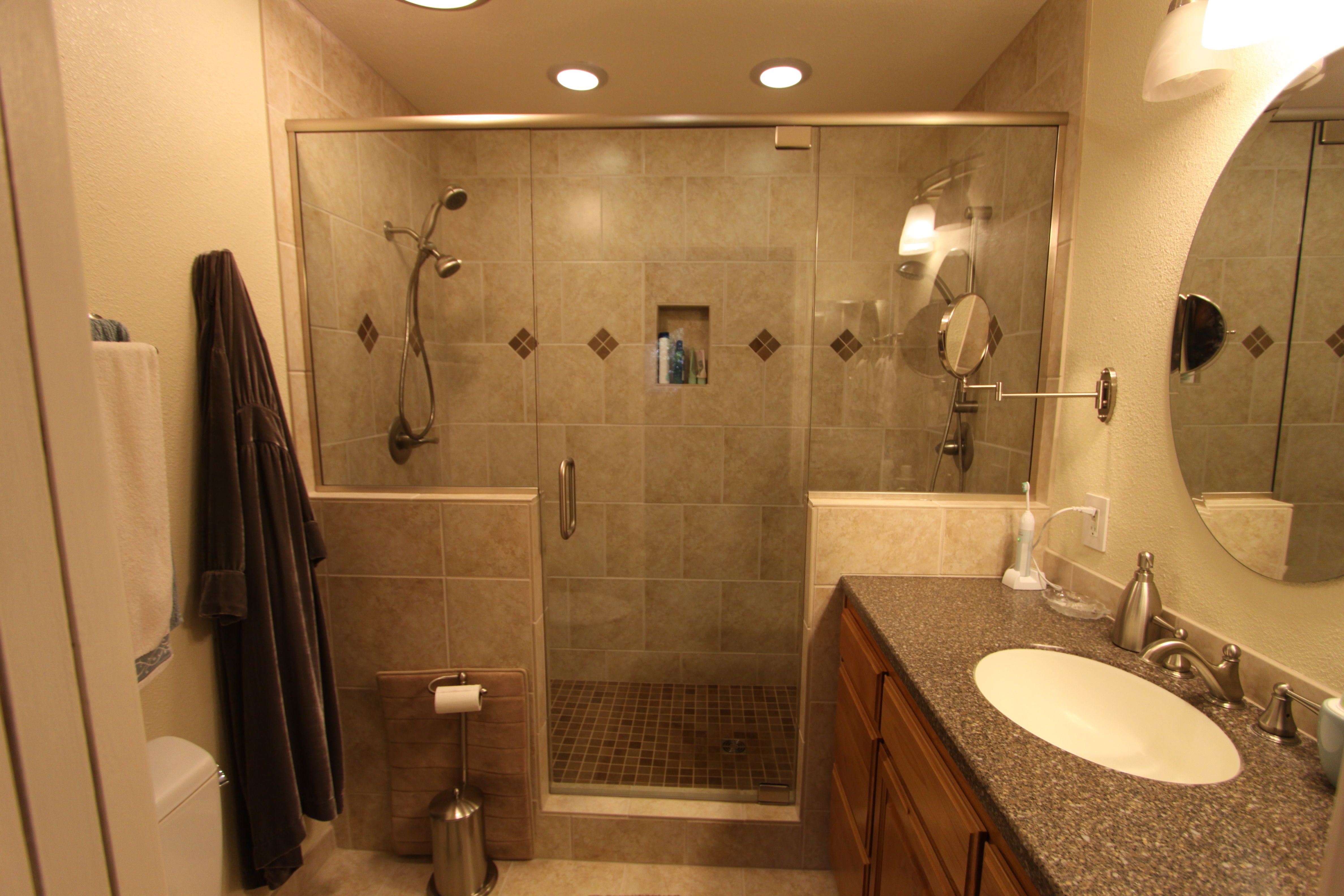 Small Condo Remodeling Ideas - Bathroom Designs For Small Spaces