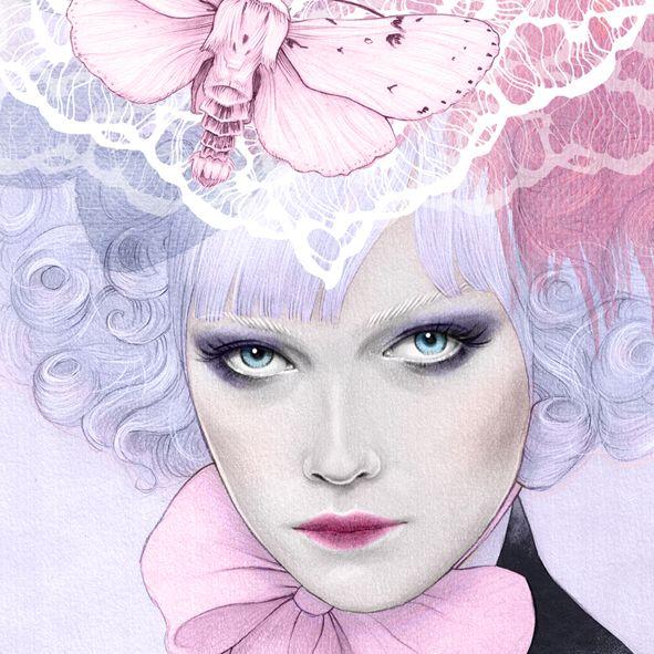 Helmi Sirola illustration. Ladymoth_small.jpg